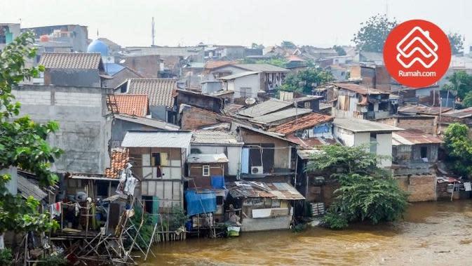 Upaya Baik Entaskan Wilayah Kumuh di Kota Balikpapan Tersisa 4,75 Hektare