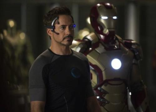 WATCH: Iron Man Flips Out In Marvel Phase 2 Preview