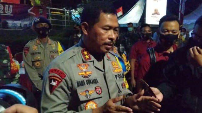 Kapolda Metro Jaya Tolak Terbitkan Izin Demo 20 Oktober