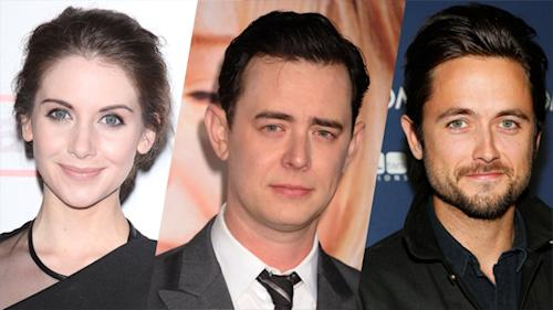 Alison Brie, Justin Chatwin, Colin Hanks In 'No Stranger Than Love' (EXCLUSIVE)