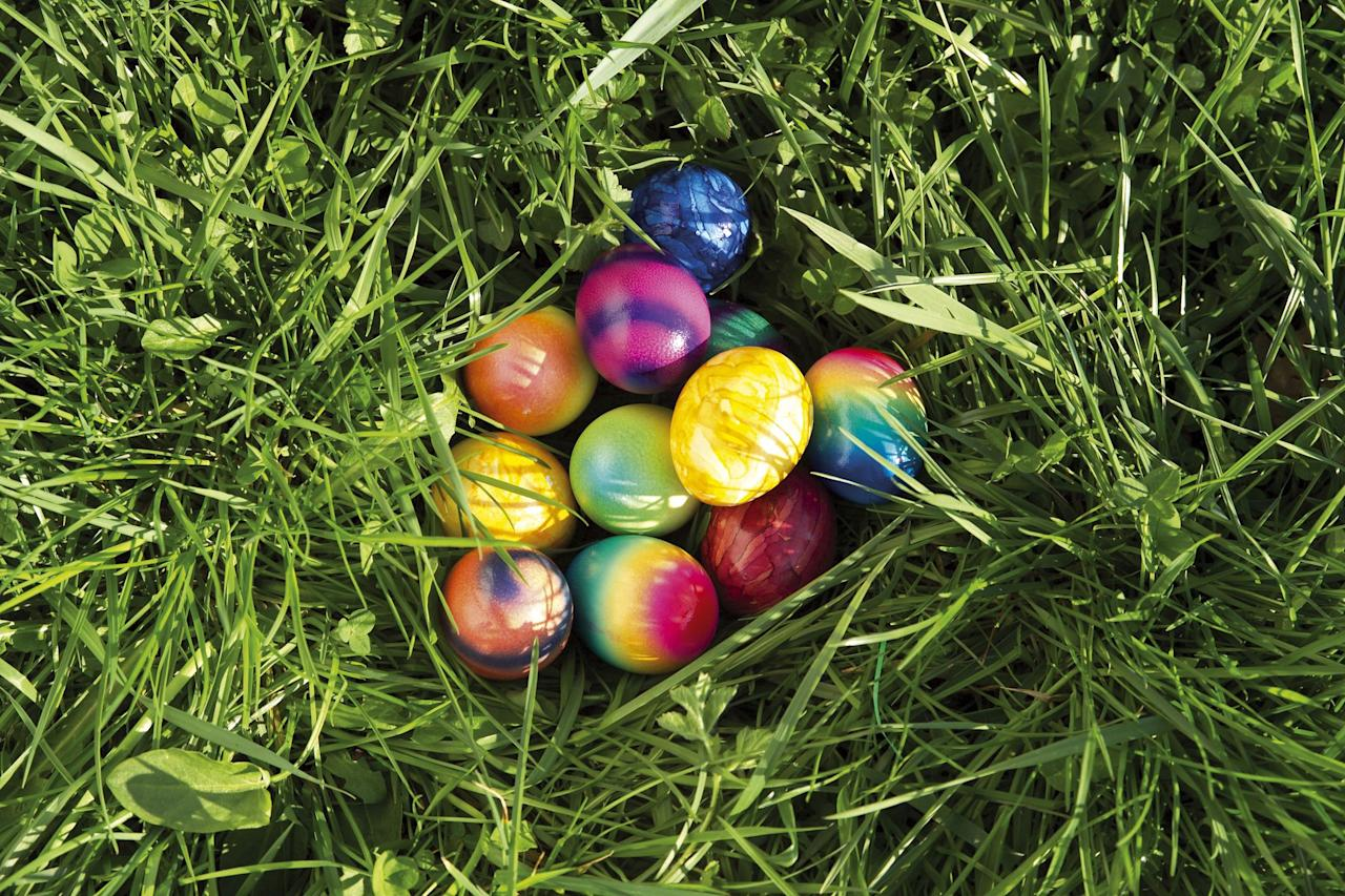 """<p>While <a href=""""https://www.countryliving.com/entertaining/g4083/easter-egg-hunt-ideas/"""">Easter egg hunt ideas</a> are typically for the youngest members of your family, switch things up this year by having an adult Easter egg hunt in addition to one for the kids. After all, you've spent hours putting together all the Easter recipes, decorations, and more, you deserve some unbridled fun as well. We've rounded up a list of egg hunt ideas and egg-related <a href=""""https://www.countryliving.com/entertaining/g3100/easter-games/"""">Easter games</a> that the adults at your party will enjoy. With eggs concealing 21+ treats, like mini bottles of liquor and a hunt throughout your backyard to fill up a six pack of beer, these ideas are perfect for letting the parents cut loose.</p><p>Before you know it, hosting an adult egg hunt will quickly become a mainstay as part of your <a href=""""https://www.countryliving.com/entertaining/g16765061/easter-traditions/"""">Easter traditions</a>. There are several fun non-booze related ideas too, such as an Easter egg relay race or having your kids hide the eggs instead. You can opt for a goodie-filled Easter egg piñata, which can shower players with gift cards, lottery tickets, or at-home spa items like face masks and beauty samples. Coming up with creative <a href=""""https://www.countryliving.com/entertaining/g1335/easter-entertaining-ideas/"""">Easter party ideas</a> has never been easier thanks to these fun adult Easter egg hunt ideas that everyone will enjoy.</p>"""
