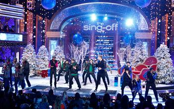 'The Sing-Off' Christmas Special Recap: This Week's Top Five