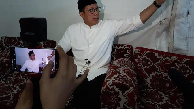 Menteri Agama (Menag) Lukman Hakim Syaifuddin. Darmawan/MCH