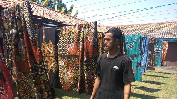 Batik Pekalongan (Liputan6.com / Fajar Eko)