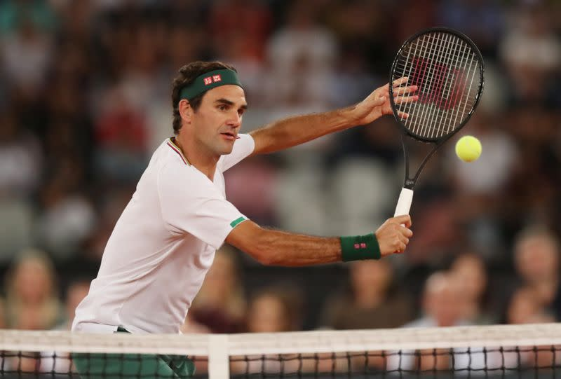 Federer, Serena confirmed for Australian Open, says Tiley