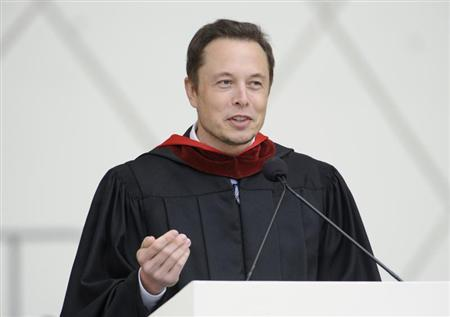 Elon Musk's approach to work-life balance really is from Mars