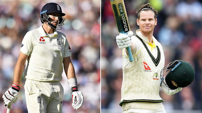 Root is well behind Smith when it comes to converting 50s to hundreds.