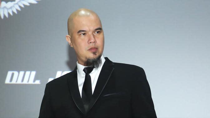 Ahmad Dhani. (Bambang E. Ros/Fimela.com)