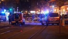 維也納6處遭到恐攻 疑反猶人士動手