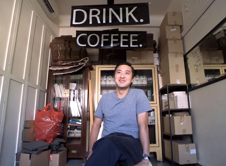 PPP Coffee's Leon Foo is one of the earliest purveyors of specialty coffee in Singapore