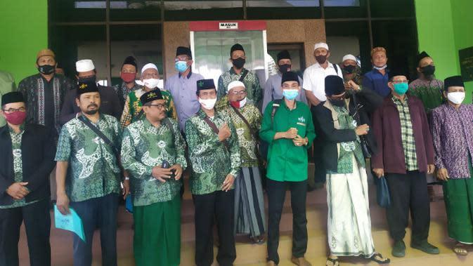 Forum MWCNU Bersatu (Foto: Liputan6.com/Dian Kurniawan)