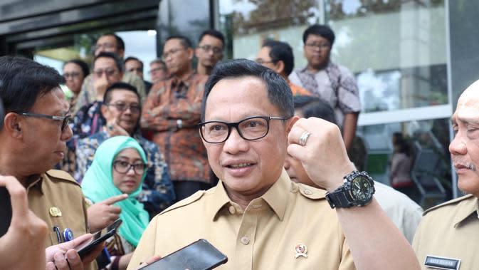 Tito Ingatkan Daerah Zona Merah Covid-19 Bisa Berpotensi Kalah di Pilkada