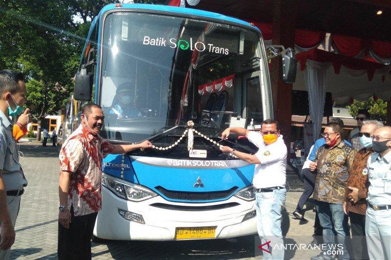 Beli layanan, Kemenhub hadirkan Teman Bus di Solo