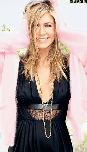 Jennifer Aniston's Advice to Younger Self: Go to Therapy