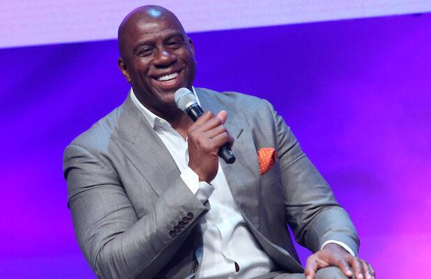 Magic Johnson Scores His Own 'The Last Dance' With New Feature Documentary in Development