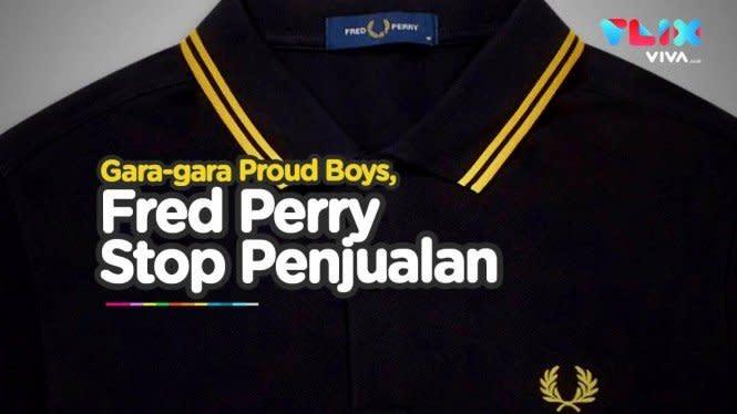 Fred Perry Tarik Kaus Polo Legendaris Gara-gara The Proud Boys