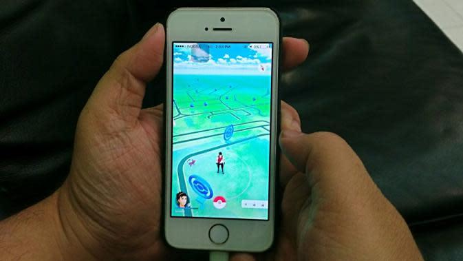Ilustrasi Pokemon Go 3 - Liputan6.com/Mochamad Wahyu Hidayat