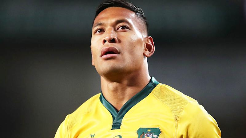 Australia take 'painful' decision to sack Folau over homophobic tweets