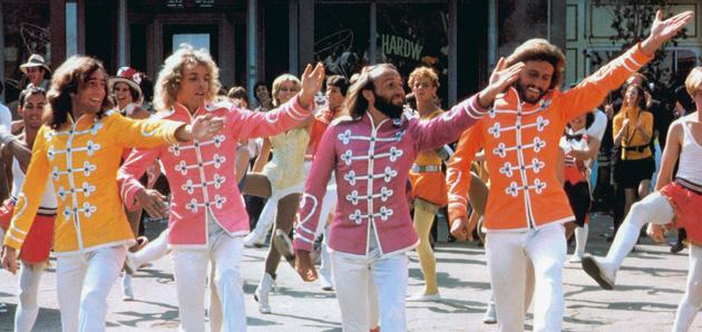 'Sgt. Pepper's' lonely and unwatchable movie