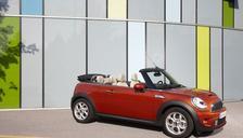 2011 Mini Cabrio
