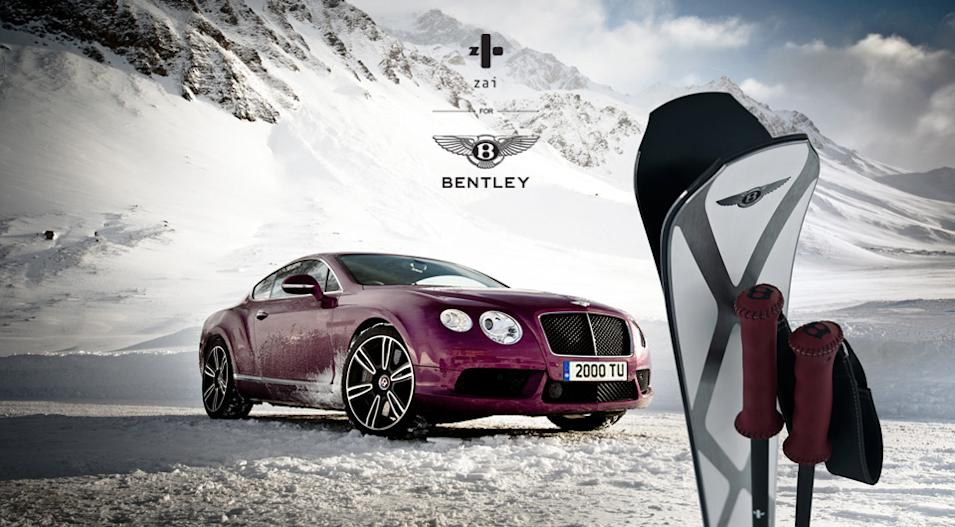 2013 Zai   Bentley co-brand takes ultra-premium to dizzying new heights
