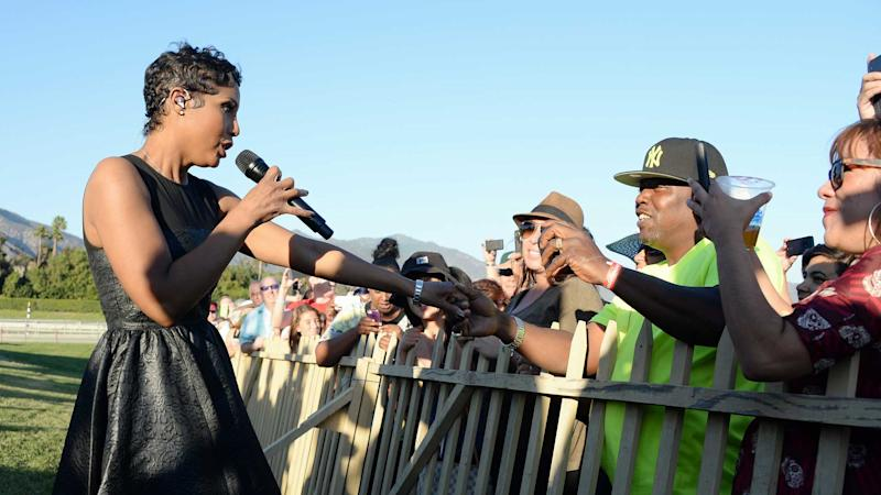 Breeders' Cup Runneth Over With Celebs