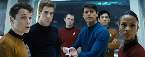 Beam up with 9 minutes of 'Star Trek Into Darkness' in IMAX 3D