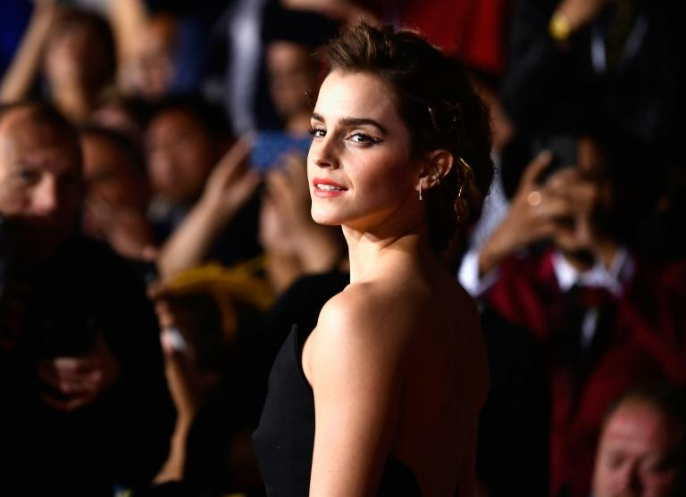 Actress Emma Watson attends Disney's 'Beauty and the Beast' premiere at El Capitan Theatre on March 2, 2017 in Los Angeles, California. Hollywood is seeking ways to salvage red carpet glamor in the era of social distancing