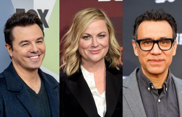Peacock Sets 'At-Home Variety Show' Featuring Seth MacFarlane, NBCU Stars