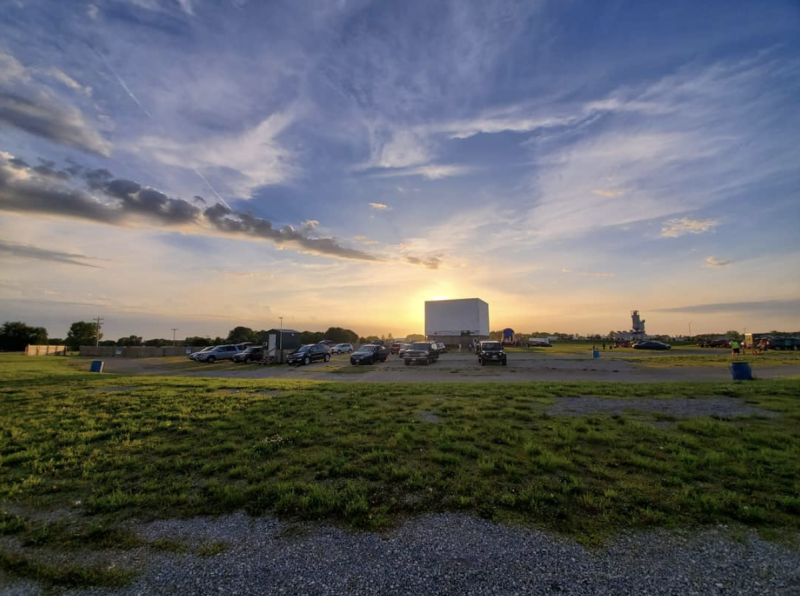 Photo credit: Blue Grass Drive-In