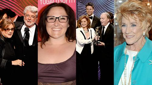 Daytime Emmy Surprises: George Lucas and Princess Leia, Ricki Lake, 'DOOL,' and the F-Bomb