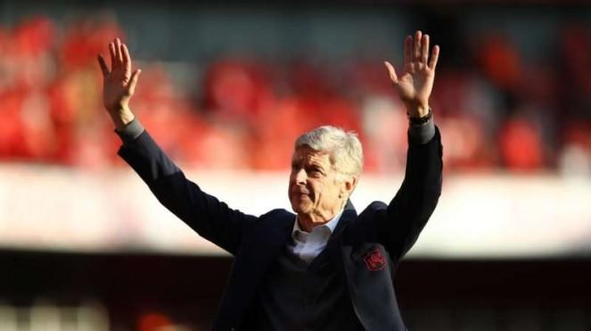 Mantan manajer Arsenal, Arsene Wenger