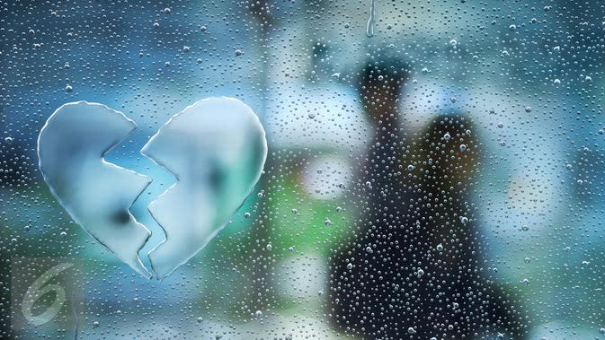 Ilustrasi Foto Putus Cinta (iStockphoto)
