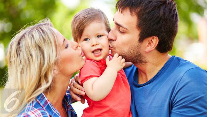 Ilustrasi Kedekatan Orang Tua dan Anak (iStockphoto)