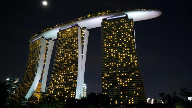 Lima hal seru saat liburan ke Marina Bay Sands Singapura/ pixabay by pexels