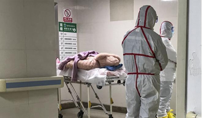 The virus has struck at least 41 people in Wuhan. Photo: Jun Mai