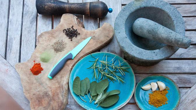 Ilustrasi memasak | Pixabay