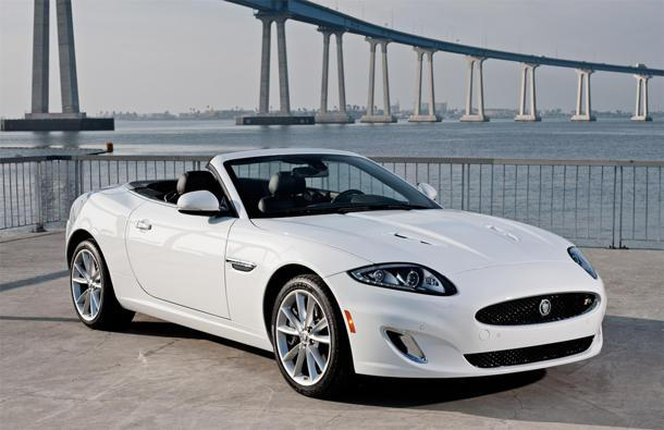 How the 2012 Jaguar XKR Convertible chases after history: Motoramic Drives