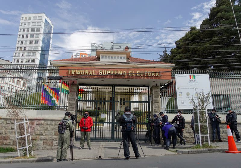 Bolivia election delayed to October as pandemic bites, opposition cries foul