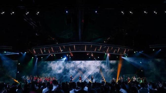 Gereja City Harvest Church Singapura. (Source: Instagram/@chcsg)