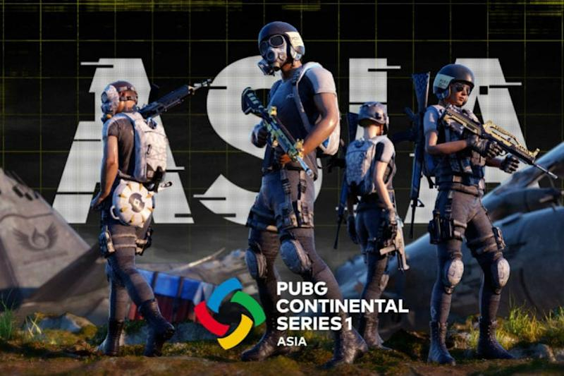 Dominant Infantry Romp to PUBG Continental Series 1 - Asia Title