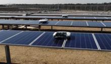 以色列新創研製太陽能除污機器人,不用人工刷洗節省水資源與成本