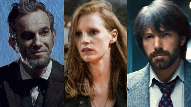 State of the Best Picture Awards race: Can 'Lincoln' prevail?