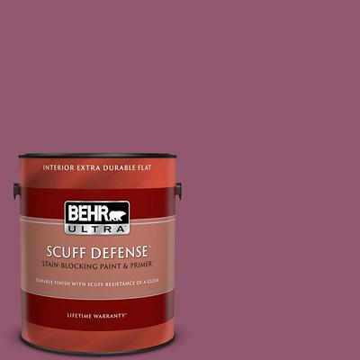 Behr Ultra 1 Gal Home Decorators Collection Hdc Ac 28a Carnation Festival Extra Durable Flat Interior Paint Primer Yahoo Shopping