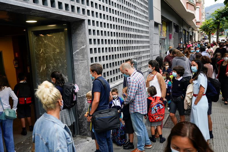 Spain passes 500,000 coronavirus cases in Western European first
