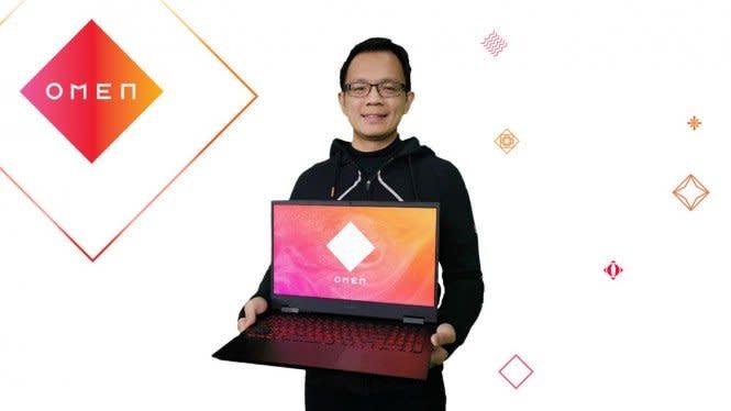 HP Punya Omen, Laptop Gaming yang Diperkuat Teknologi Pendingin Baru