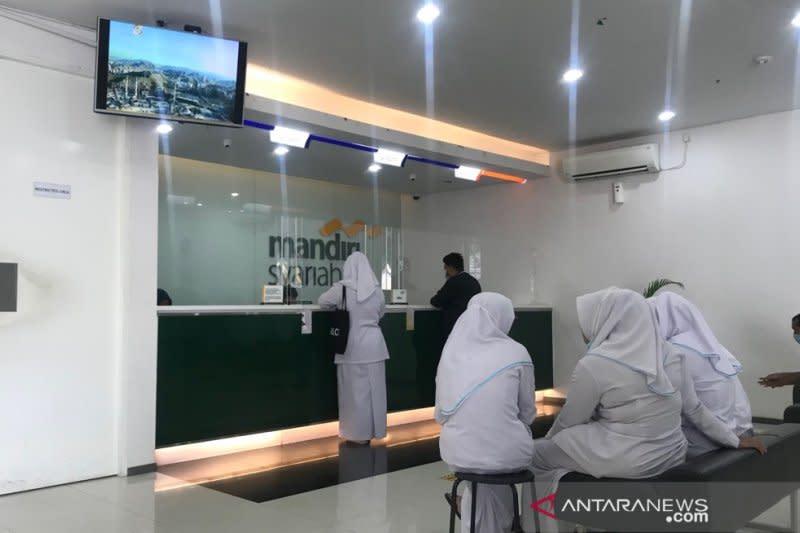 Bank Mandiri targetkan pertengahan 2021 semua cabang di Aceh jadi BSM