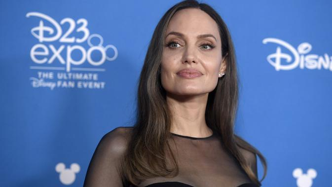 Angelina Jolie (Frazer Harrison / GETTY IMAGES NORTH AMERICA / AFP)