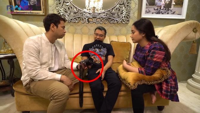 Barang 'mahal' keluarga Hermansyah (Sumber: YouTube/Rans Entertainment)