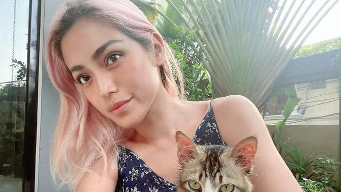 Jessica Iskandar (Sumber: Instagram/inijedar)